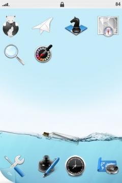 Ocean Iphone