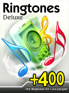+400 Amusing Ringtones for Cool people.