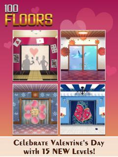 100 Floors HD Free for iPad