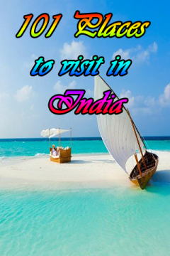 101 Places to visit in India
