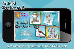 123 Kids Fun Animal Orchestra HD Lite