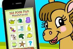 123 Kids Fun Flashcards Lite
