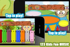 123 Kids Fun Music HD - Free