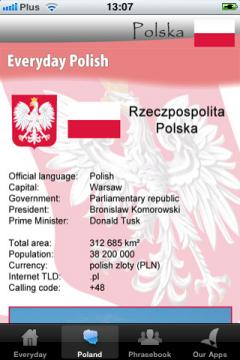 Learn Polish Lite (English Polish Audio Phrasebook)
