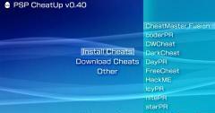 PSP CheatUp V0.50