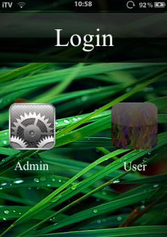 iOS 5 Login