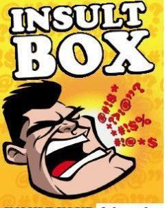 INSULT BOX 2011