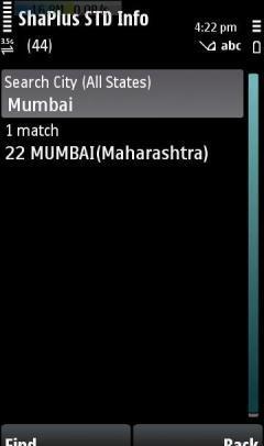 Indian stdcode finder
