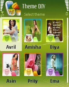 nokia 3D theme maker