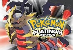 Pokemon Light Platinum 2012