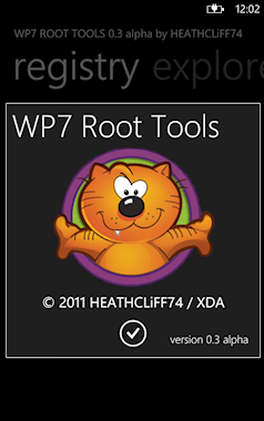 Root Tools 0.7