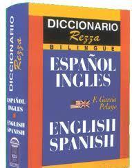 Diccionario bilingue 15 idiomas