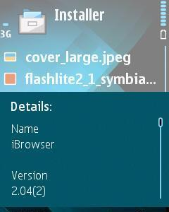 THIS IS SIGNED AND BRAND NEW JAVA VERSION OF IBIBO I-BROWSER ONLY FOR ALL NOKIA MOBILES ENJOY