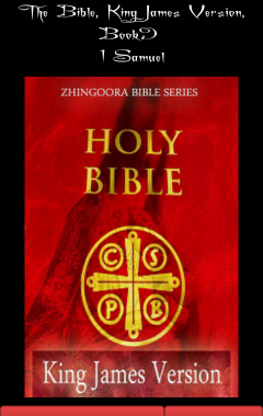 Holy Bible, King James Version, Book 9 1 Samuel