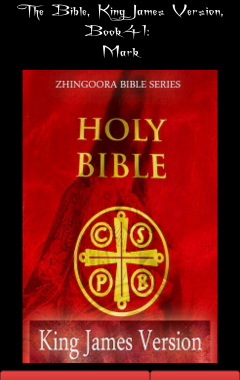 Holy Bible, King James Version, Book 41 Mark