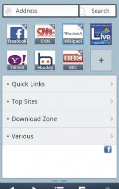 Скачать бесплатно UC Browser 9 0 (Next) для Nokia - Nokia 110 / 112