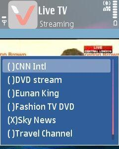 Mobile Tv 2012