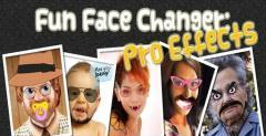 Fun Face Changer - Pro Effects