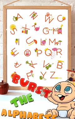 Burst The Alphabets (240x400)