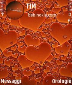 14 February Theme for Nokia N70/N90