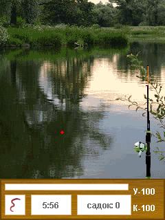 игра рыбалка на телефон нокиа 510