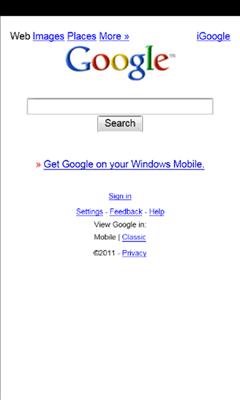 FullScreen Browser