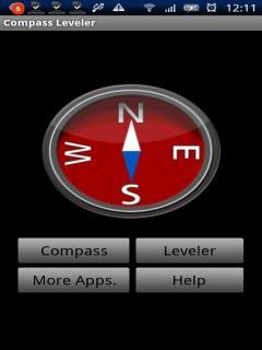 Compass Leveler