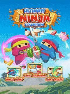 Ultimate ninja collection