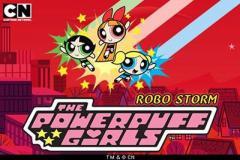 The Powerpuff girls: Robo storm
