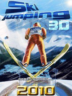 Ski Jumping 3D 2010