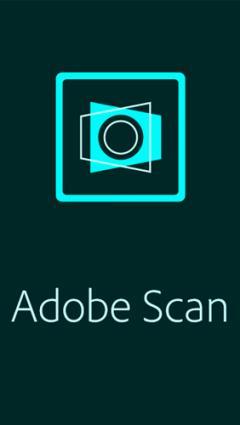 Adobe: Scan