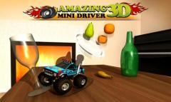 Amazing mini driver 3D