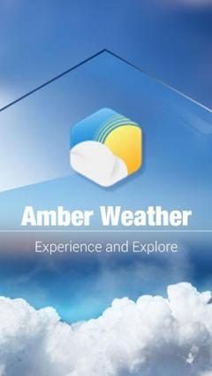 Amber: Weather Radar