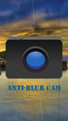 Anti-Blur cam