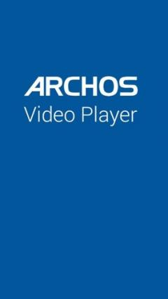 Archos: Video Player