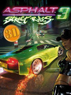 Asphalt 3: Street Rules 3D