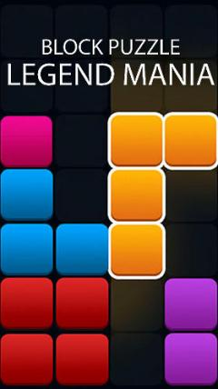 Block puzzle legend mania 3
