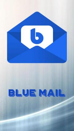 Blue mail: Email