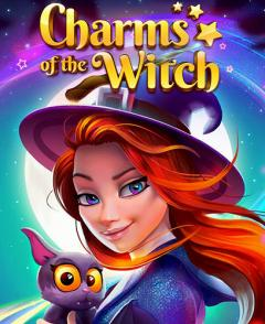 Charms of the witch: Magic match 3 games