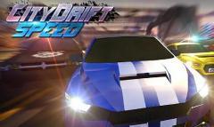 City drift: Speed. Car drift racing