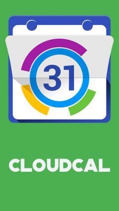 CloudCal calendar agenda