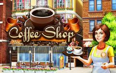 Coffee shop: Cafe business sim