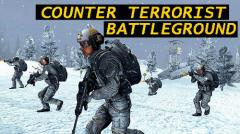 Counter terrorist battleground: FPS shooting game