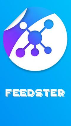 Feedster - News aggregator with smart features
