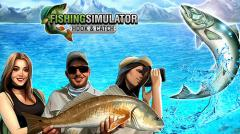 Fishing simulator: Hook and catch