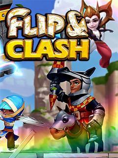 Flip and clash