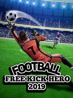 Football: Free kick hero 2019