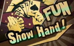 Fun show hand!