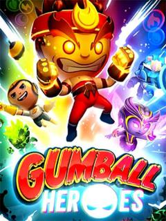 Gumball heroes: Action RPG battle game
