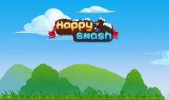 Happy smash